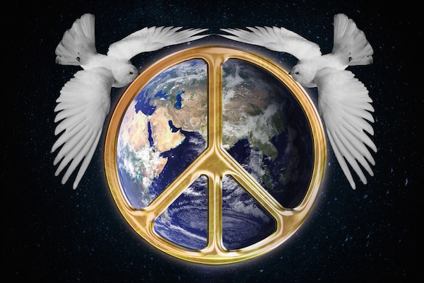 Peace and Doves image